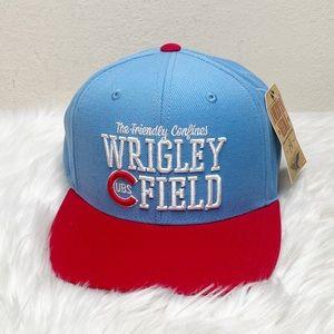Retro American Needle Wrigley Field SnapBack Hat
